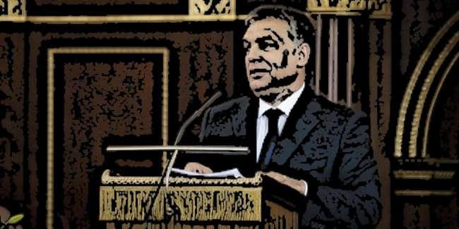 Orbán megtörte a csendet és riportot adott a Célpontnak!