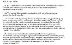 Kiszóló beszóló, avagy tolvajbecsületet a Fideszben is be kell tartani, különben.....