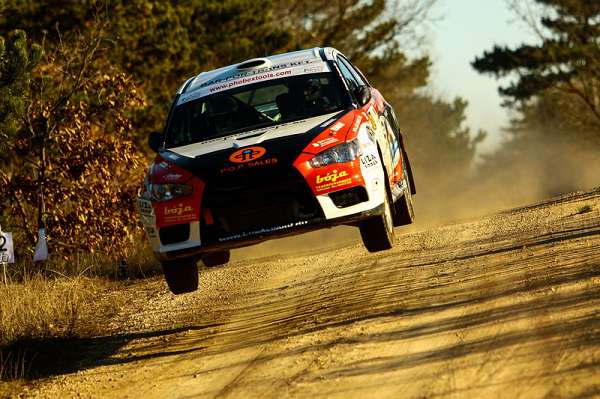Értékes tapasztalatokat szereztünk aMikulás Rallye-n