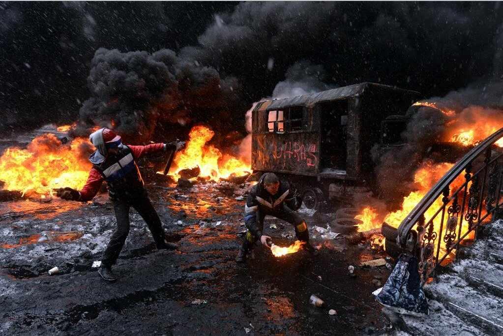 Ukrajna újra forrong