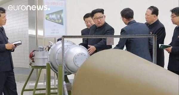 Észak-Korea szerint kitör az atomháború