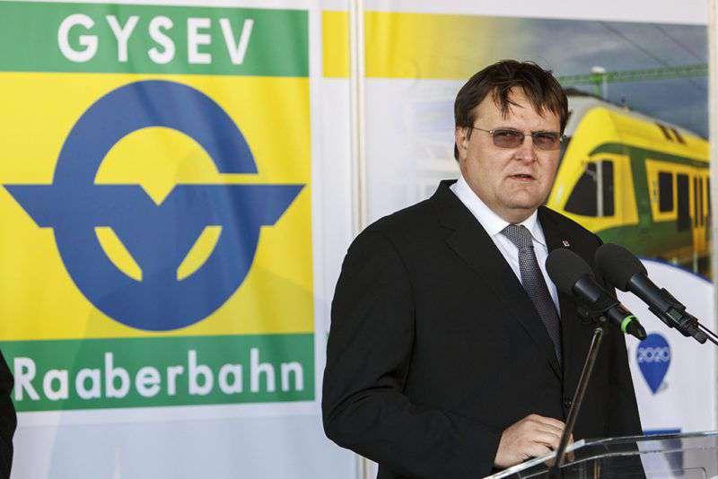 Mészáros veje, Homlok Zsolt Prágán keresztül szerzett vasúti céget