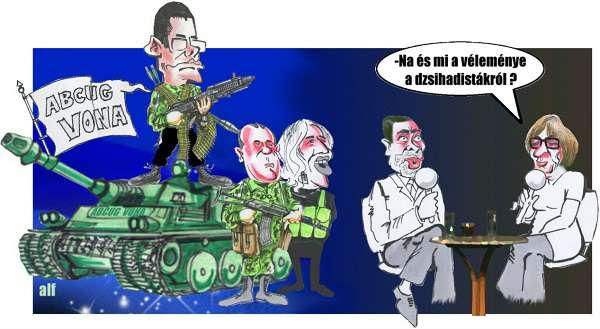 Dzsihad a Jobbikban