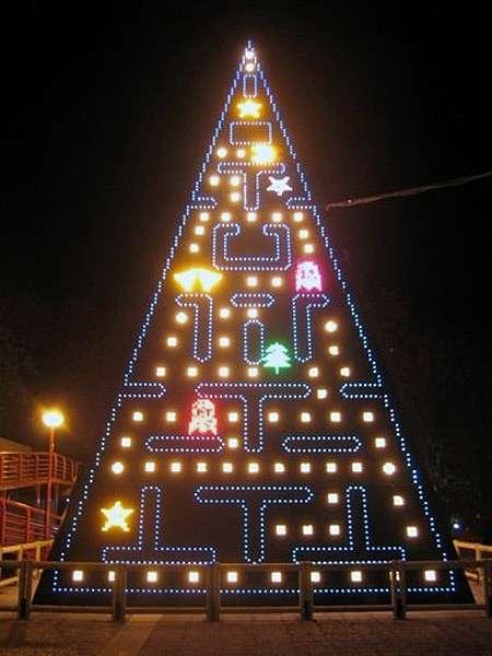 Karácsonyfa kicsit másként