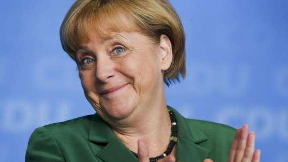 Angela Merkelt megválasztották német kancellárnak