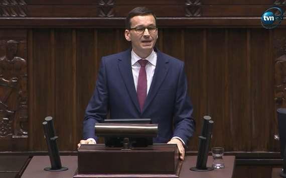 Bizalmat kapott a szejmben az új lengyel kormány