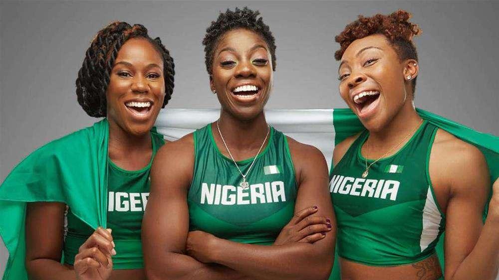 Jég velük! A nigériai női csapat esélyesnek tartja magát
