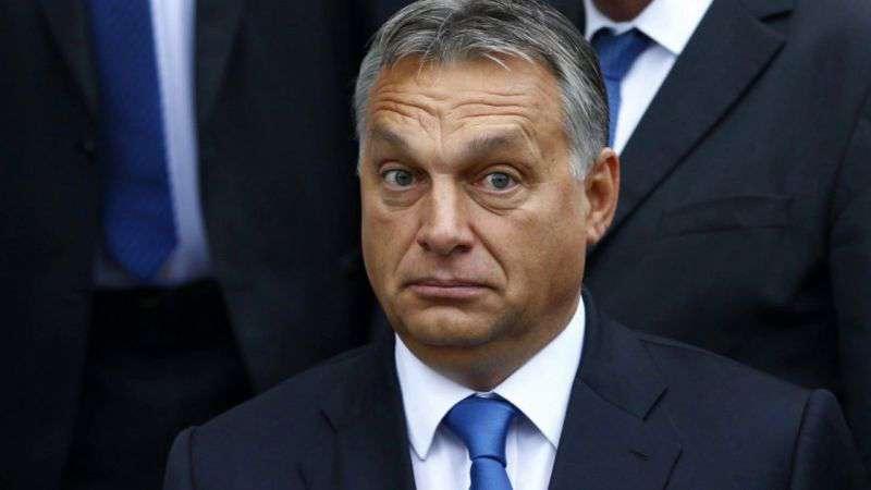 Orbán harcba ment, puttonyában a temérdek vokssal, a győzelem mámorától (?) megrészegülve
