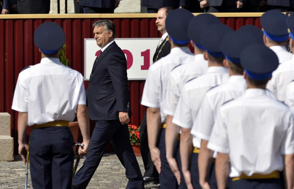 Szórja az uniós pénzt Orbán kedvenc egyeteme