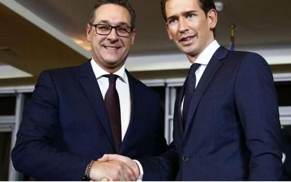 Kulcstárcák a szélsőjobbnál Ausztriában