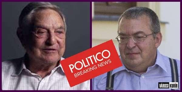 Közös listán Soros és Simicska