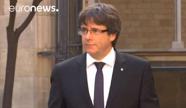 Letartóztatták Puigdemont volt katalán elnököt Németországban