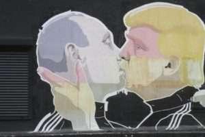 Trump amerikai elnök, Putyin orosz államfő