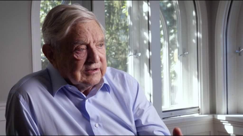 Emberi jogi díjat kapott Soros György