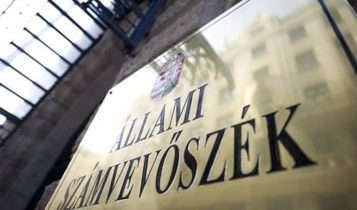 Még 4 ellenzéki pártot büntet a Számvevőszék