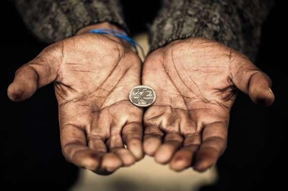 szegénység