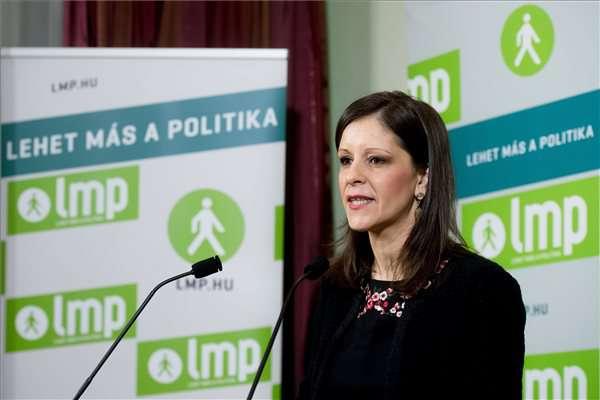 Szél Bernadett: az LMP nem akarja kifizetni az ÁSZ-bírságot