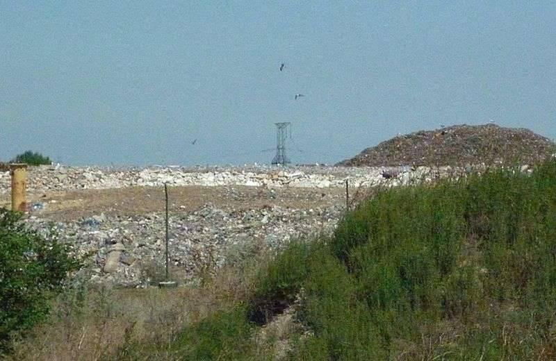 Illegálisan működik a királyszentistváni hulladéklerakó