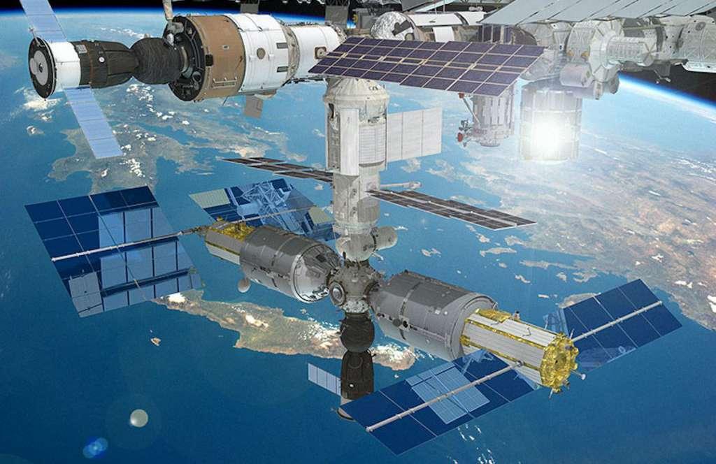 Luxus - Nemzetközi Űrállomás