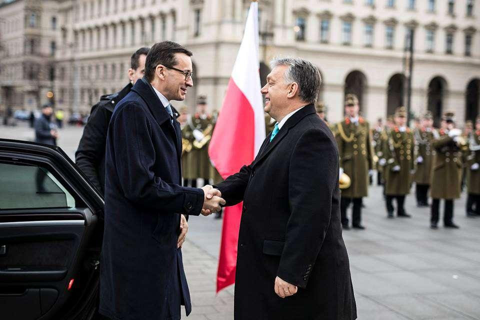Orbán, a nemzetmentő - már a lengyeleké is!