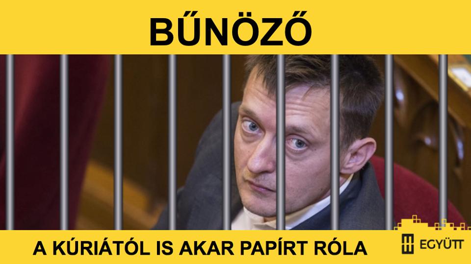 Juhász Péter: Rogán ellopta a fél budapesti belvárost, ahogy Orbán a fél országot