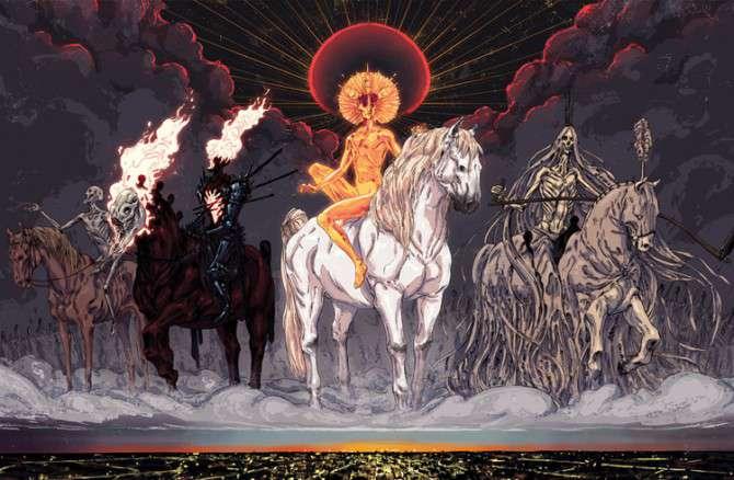 apokalipszis lovasai