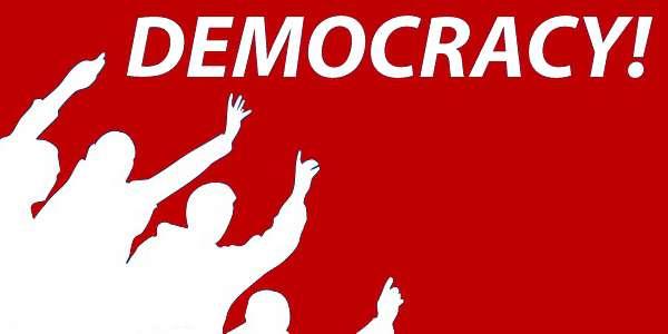 A demokrácia jegyében betiltották a választási plakátokat