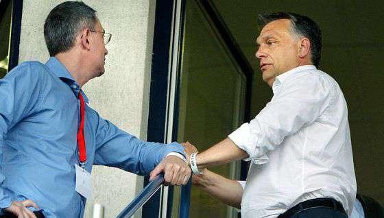 Garancsi és Orbán