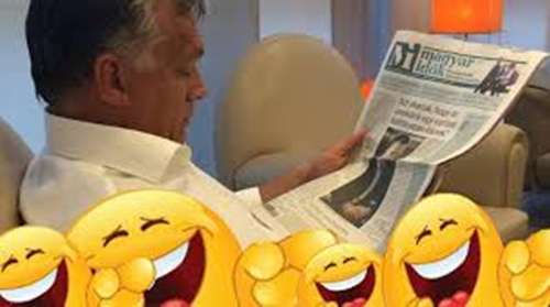 Orbán lapja