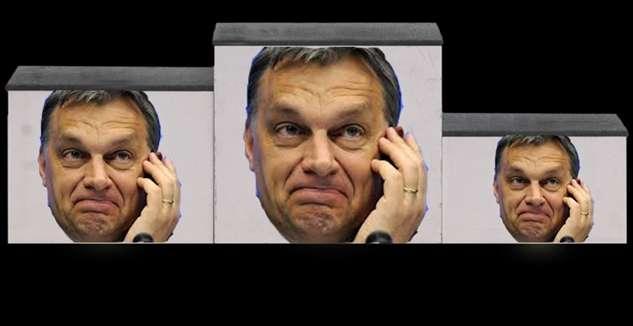 Bocsánat a késésért... - így nyitott Orbán a spontán aláíráskoldulásán