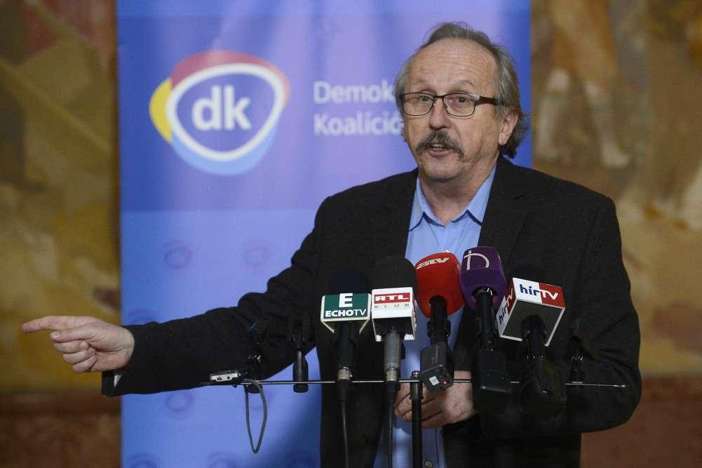 Niedermüller Péter Demokratikus Koalíció