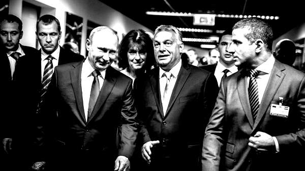 Orbán, Putyin