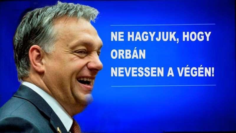 A menekültek már nem érdeklik Orbán Viktort, csak a civilekre fókuszál