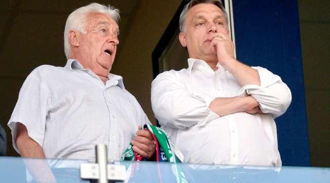 """Orbán papa: a kőbányászat """"nem olyan nagy üzlet"""", 4-5 százalék profitot lehet rajta elérni....."""