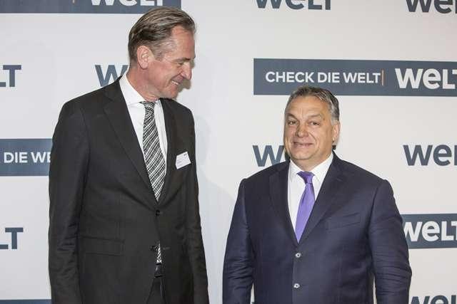 Ha Európa kekeckedik, Orbán Kínát nyúlná le