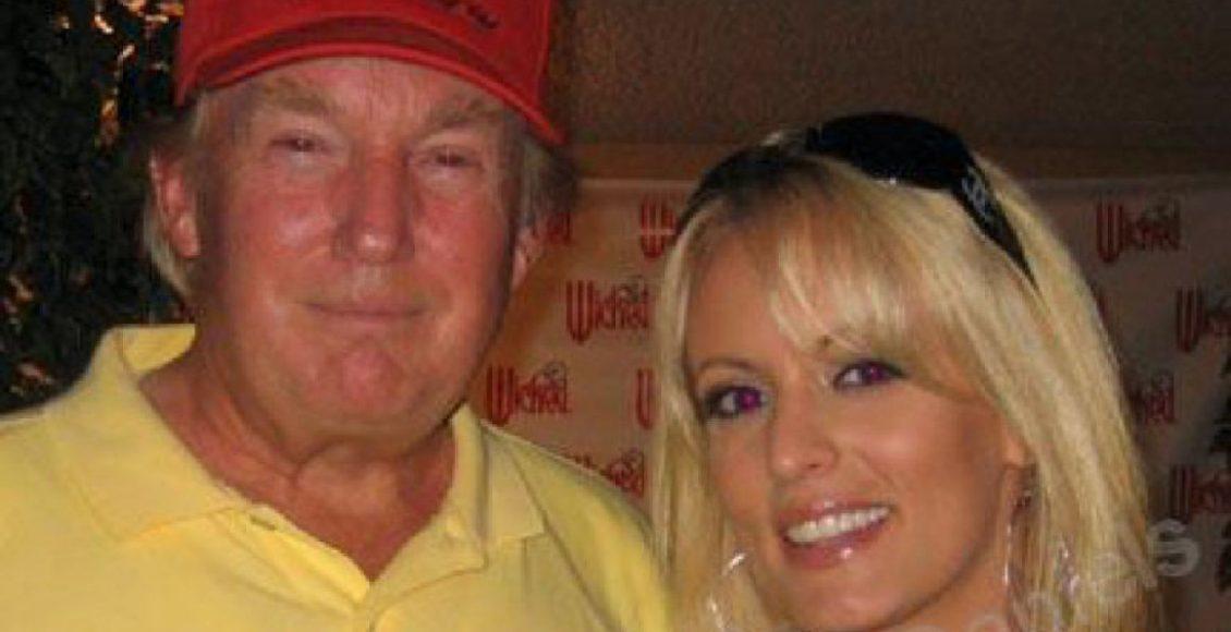 A pornószínésznő és az amerikai elnök