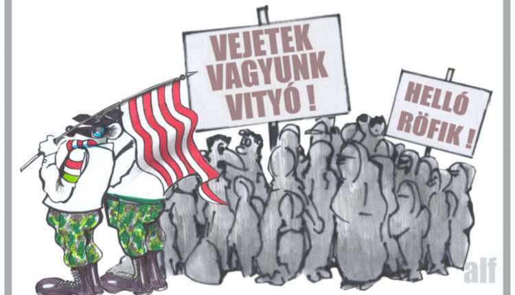A Fidesz csatlakozott a Fideszhez - a manóba! ez aztán a hír!