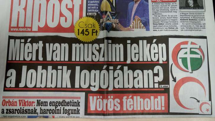 """A Ripost """"oknyomozói"""" feltárták Vona és a Jobbik valódi arcát 1"""