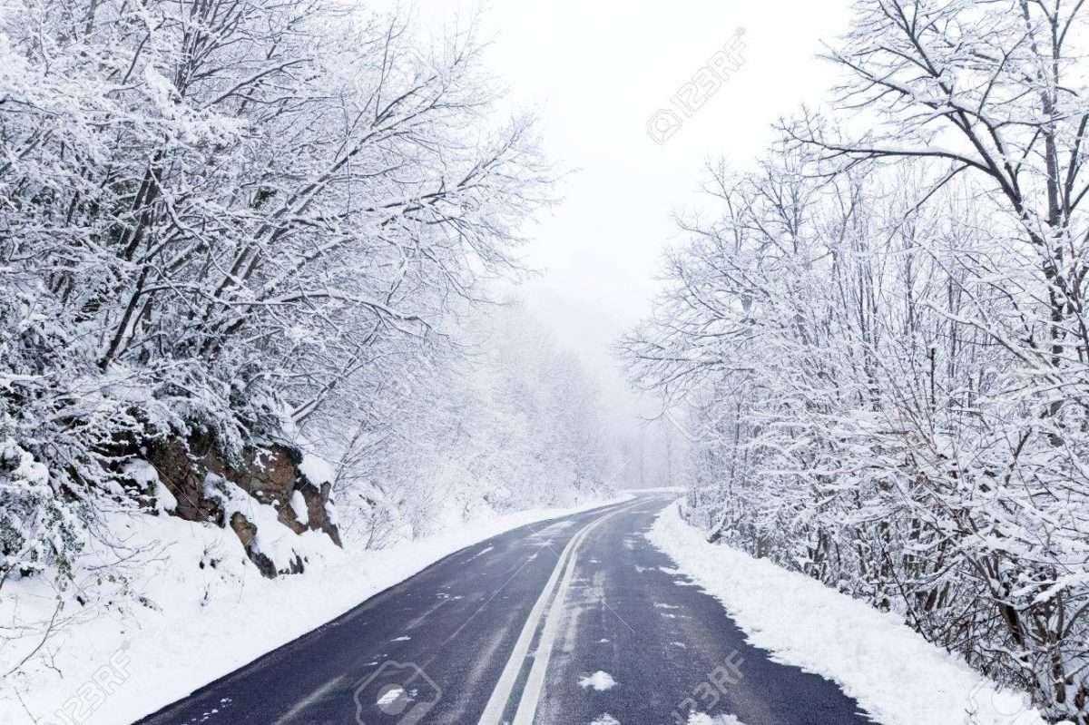 Kutyahideg és rengeteg hó a láthatáron - riasztás országszerte