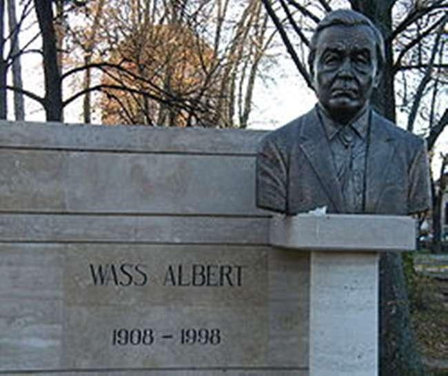 Wass Albertre emlékeztek Nagyváradon – Az Elie Wiesel Intézet tiltakozott