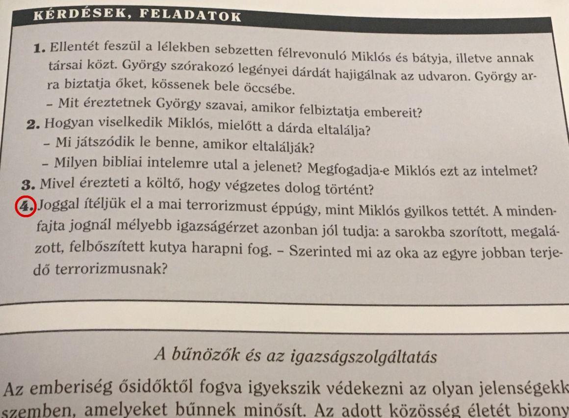 Nemzeti egyentankönyvből nemzeti Fidesz-hit, mint főtantárgy 1