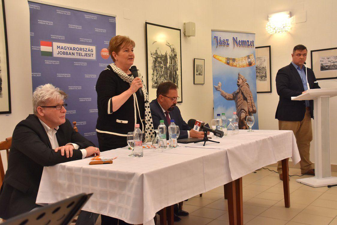 Szili Katalin Gerébre magyarosított