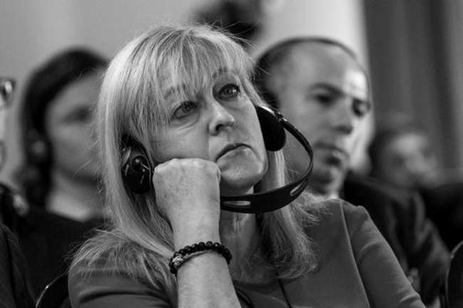 Schmidt Mária: a kormány ellenőrzése alá akarja vonni a civileket .... hoppá!