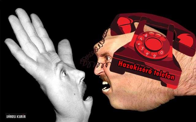 Hazakísérő Telefon - világszám!