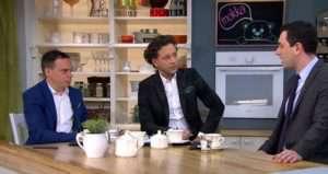 G. Fodor köpni - nyelni nem tudott a TV2 új műsorában