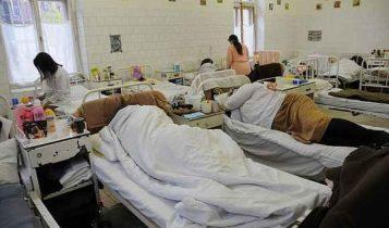 kórházak, betegellátás
