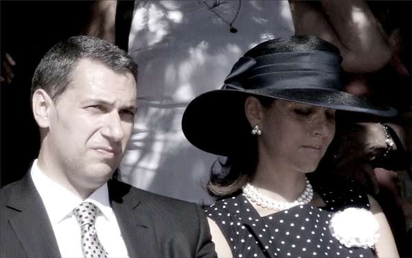 Lázár és felesége