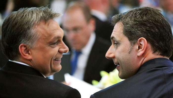 Lázár rárontott Orbánra? - Huth Gergely és Megadja Gábor vicces elméletei