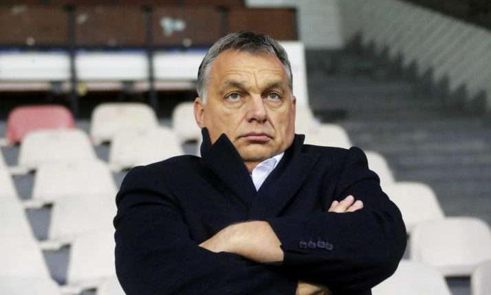 stadiont Orbánnak