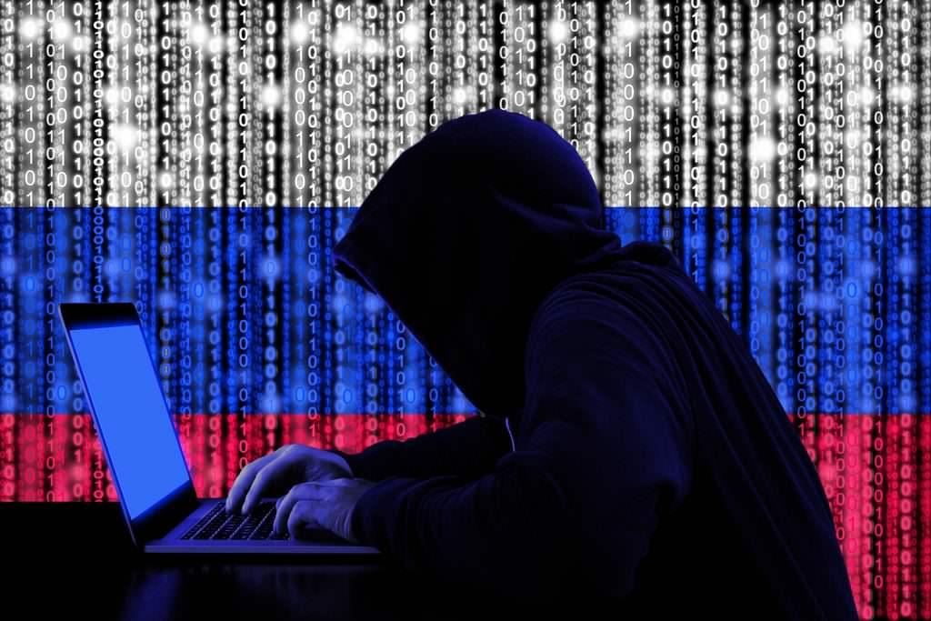 orosz hackerek